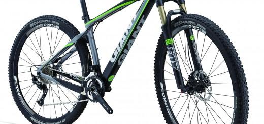 Спортивный горный велосипед GIANT